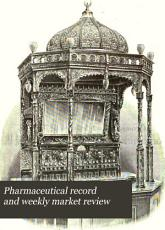 Pharmaceutical Record and Weekly Market Review PDF