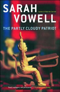 The Partly Cloudy Patriot Book
