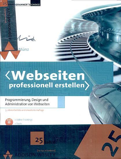 Webseiten professionell erstellen PDF