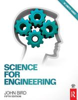 Science for Engineering PDF