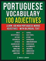 Portuguese Vocabulary - 100 Adjectives