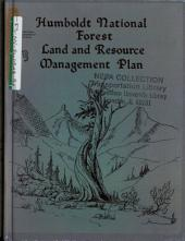 Humboldt National Forest (N.F.), Land and Resource(s) Management Plan (LRMP): Environmental Impact Statement