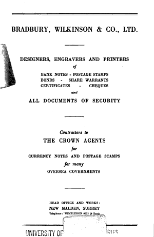 The Colonial Office List