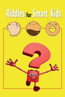 Riddles for Smart Kids PDF