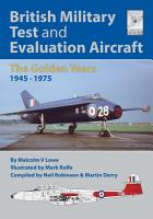 British Military Test and Evaluation Aircraft PDF