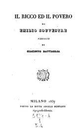 Il Ricco ed il Povero. Versione di Giacinto Battaglia