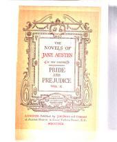 The Novels of Jane Austen: Pride and prejudice