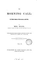 The Morning call  by mrs  Ellis PDF