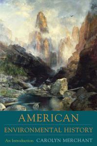 American Environmental History PDF