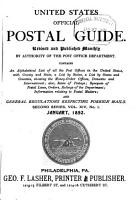 United States Official Postal Guide PDF