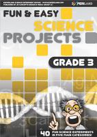 Fun   Easy Science Projects  Grade 3 PDF