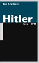 Hitler 1936   1945 PDF