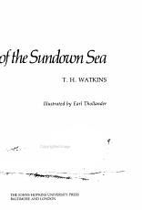 On the Shore of the Sundown Sea PDF