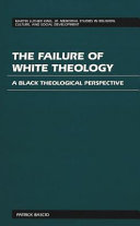 The Failure of White Theology