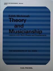 Theory And Musicianship Book PDF