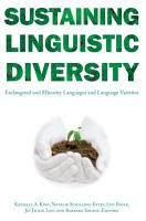 Sustaining Linguistic Diversity PDF