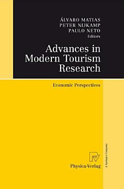 Advances in Modern Tourism Research PDF