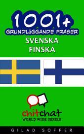 1001+ grundläggande fraser svenska - finska
