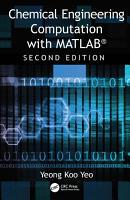 Chemical Engineering Computation with MATLAB   PDF