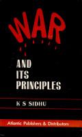 Warand Its Principles PDF