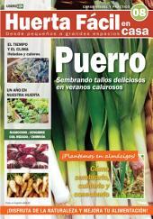 Huerta Fácil en casa8 - Cultiva desde pequeños a grandes espacios: Curso visual y práctico