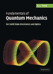 Fundamentals of Quantum Mechanics PDF