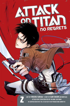 Attack on Titan  No Regrets