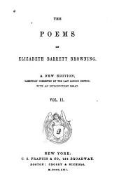 The Poems of Elizabeth Barrett Browning: Volume 2