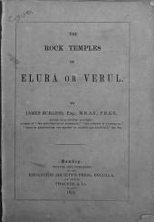 The Rock Temples of Elurâ Or Verul