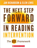 The Next Step Forward in Reading Intervention Book