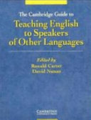 The Cambridge Guide to Teaching English to Speakers of Other Languages PDF