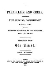 Parnellism and crime