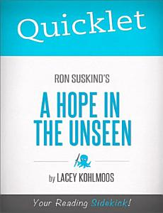 Quicklet on Ron Suskind s A Hope in the Unseen Book
