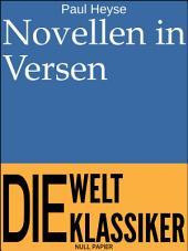 Novellen in Versen: Lyrik