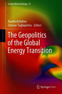 The Geopolitics of the Global Energy Transition