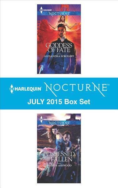 Harlequin Nocturne July 2015 Box Set
