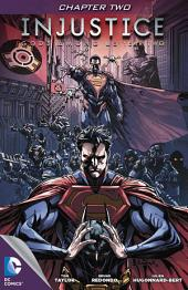 Injustice: Gods Among Us: Year Two (2014-) #2