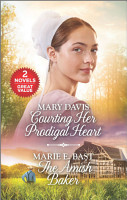 Courting Her Prodigal Heart and The Amish Baker PDF