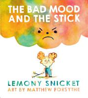 The Bad Mood and the Stick PDF