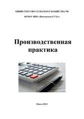 Производственная практика по бухгалтерскому учету