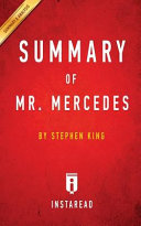 SUMMARY OF MR  MERCEDES Book