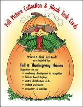 AUTUMN/THANKSGIVING (PICTURE & BLANK TASK CARDS)