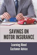 Savings On Motor Insurance PDF