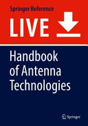 Handbook of Antenna Technologies PDF