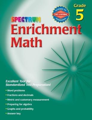 Enrichment Math  Grade 5 PDF