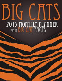 Big Cats 2015 Monthly Planner