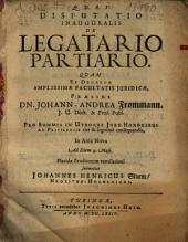 Disputatio Inauguralis De Legatario Partiario