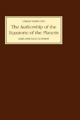 The Authorship of the Equatorie of the Planetis PDF