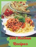 200 Italian Recipes PDF