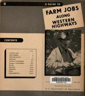A Guide to Farm Jobs Along Western Highways